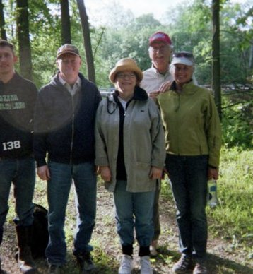 f9f8d9dd Bob and Cyn Van Fleet of California visited in the Mercer County area in  June and attended the Parkway High School Reunion of the Class of 1964.